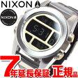 ニクソン NIXON ユニットSSレザー UNIT SS LEATHER 腕時計 メンズ ブラウンゲーター デジタル NA9461887-00【2016 新作】【あす楽対応】【即納可】