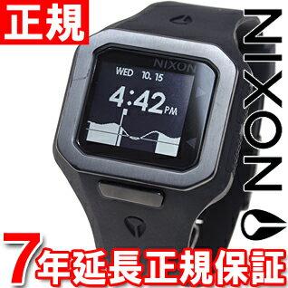 Nixon NIXON supermarket tide SUPERTIDE watch men oar black NA316001-00