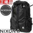 ニクソン NIXON リュック バックパック サーフ WATERLOCK II ウォーターロック2 ブラック NC1952000-00