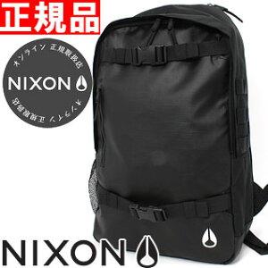 ニクソンリュックNIXONバックパックスケートSMITHIIスミス2ブラックNC1954000-00