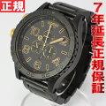 ニクソンNIXON51-30CHRONOクロノ腕時計メンズマットブラック/ゴールドクロノグラフNA0831041-00【NIXONニクソン2011新作】