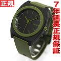 ニクソンNIXONタイムテラーピーTIMETELLERP腕時計メンズマットブラック/サープラスNA1191042-00【NIXONニクソン2011新作】