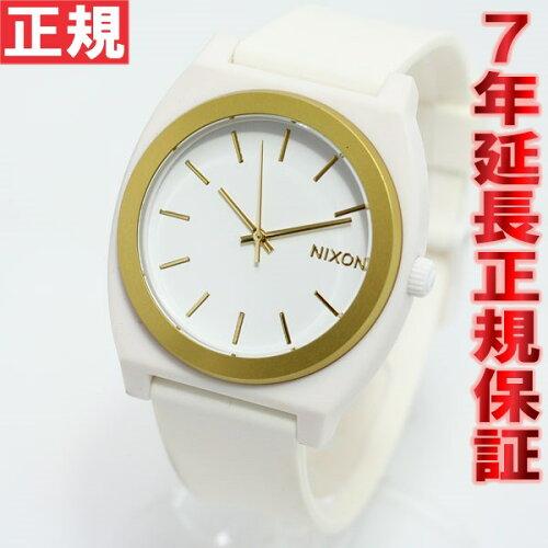 ニクソン NIXON タイムテラーP TIME TELLER P 腕時計 レディース/メンズ ホワイト/ゴールドANO NA1...