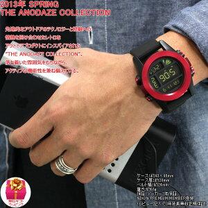 ニクソンNIXONユニットUNIT腕時計メンズデジタルダークレッド/ブラックANONA1971307-00