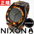 【5%OFFクーポン!5月29日9時59分まで!】ニクソン NIXON THE TIME TELLER ACETATE タイムテラー アセテート ニクソン 腕時計 レディース トートイズ NA327646-00