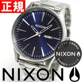 ニクソン NIXON セントリーSS SENTRY SS 腕時計 メンズ ブルーサンレイ NA3561258-00