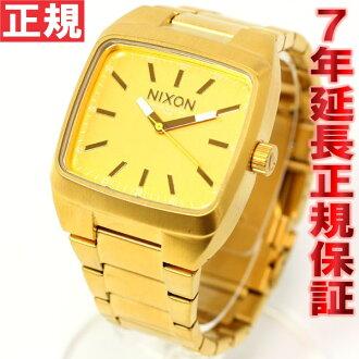Nixon NIXON manual MANUAL watch Mens Gold NA244502-00