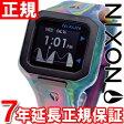 ニクソン NIXON スーパータイド SUPERTIDE 腕時計 メンズ マーブルマルチ 日本先行発売カラー デジタル NA3161610-00【あす楽対応】【即納可】