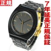 ニクソン NIXON THE TIME TELLER ACETATE タイムテラー アセテート ニクソン 腕時計 レディース オールブラック/ゴールド NA3271031-00【あす楽対応】【即納可】