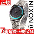ニクソン NIXON スモールタイムテラー SMALL TIME TELLER 腕時計 レディース ガンメタル/マルチ NA3991698-00【あす楽対応】【即納可】