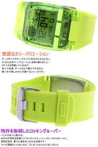 ニクソンNIXONコンプCOMP腕時計メンズオールネオングリーンNA4082044-00