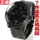 【10%OFFクーポン!3月27日9時59分まで!】ニクソン NIXON コーポラルSS CORPORAL SS 腕時計 メンズ オールブラック NA346001-00