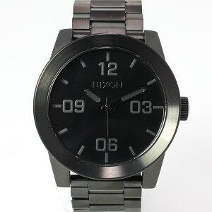 ニクソンNIXONコーポラルSSCORPORALSS腕時計メンズオールブラックNA346001-00