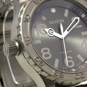 ニクソンNIXON51-30TI腕時計メンズチタニウムNA351703-00