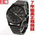 ニクソンNIXONセントリーSSSENTRYSS腕時計メンズオールブラックNA356001-00【NIXONニクソン2012WINTER新作】【正規品】【楽ギフ_包装】