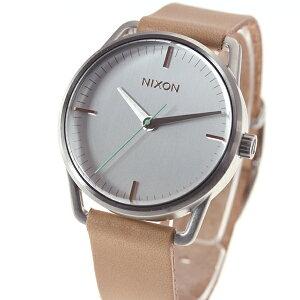 ニクソンNIXONメラーMELLOR腕時計メンズナチュラルシルバーNA1291603-00