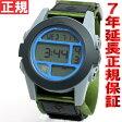ニクソン NIXON THE BAJA バハ ニクソン 腕時計 メンズ サープラス/グレイ/ブルー NA4891376-00