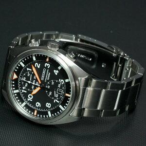 セイコーSEIKO腕時計メンズセイコー逆輸入クロノグラフSNN235P1(SNN235PC)