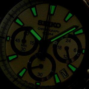 セイコーSEIKO腕時計メンズセイコー逆輸入クロノグラフSSB025P1(SSB025PC)