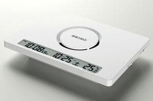 セイコー SEIKO 電波 目覚まし時計 電波時計 セイコークロック SQ760W 正規品セイコー SEIKO 電...
