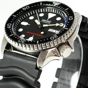 セイコー逆輸入ダイバーSEIKO腕時計SKX007K200M防水自動巻