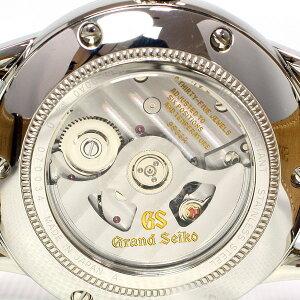 グランドセイコーGMT腕時計セイコーメンズメカニカルGRANDSEIKOSBGM021