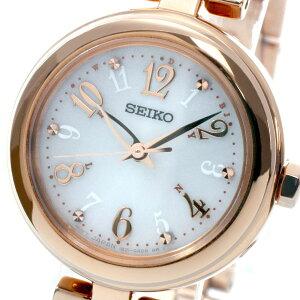 セイコーティセSEIKOTISSE電波ソーラー電波時計腕時計レディース佐々木希プロデュースSWFH006
