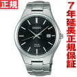 セイコー スピリット SEIKO SPIRIT ソーラー 腕時計 メンズ ペアウォッチ SBPX077