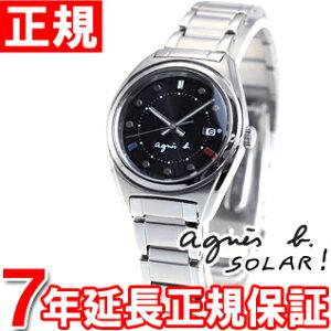 アニエスベーagnesb.ソーラー腕時計レディースペアウォッチFBSD966