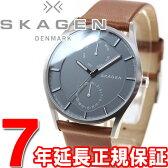 【10%OFFクーポン!3月27日9時59分まで!】スカーゲン SKAGEN 腕時計 メンズ HOLST SKW6264【2016 新作】