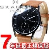 【10%OFFクーポン!3月27日9時59分まで!】スカーゲン SKAGEN 腕時計 メンズ HOLST SKW6265【2016 新作】