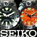【セイコー】【逆輸入】【送料無料】セイコーSEIKO腕時計ダイバーブラックモンスターSKX779K200M防水自動巻