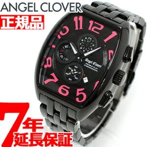 エンジェルクローバーAngelClover時計メンズ腕時計ダブルプレイDoublePlayクロノグラフDP38BBP