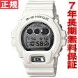 G-SHOCK Gショック カシオ 腕時計 メンズ メタリックダイアル ホワイト 白 DW-6900MR-7JF