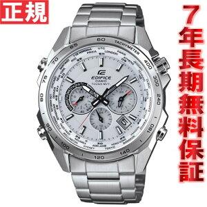 カシオエディフィスCASIOEDIFICE電波ソーラー電波時計腕時計メンズアナログタフソーラークロノグラフEQW-T610D-7AJF