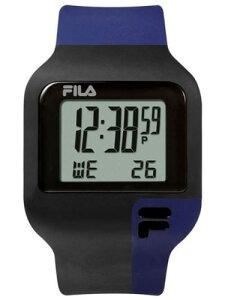 FILAフィラ腕時計ユニセックスデジタルブルーFAT003DG-5