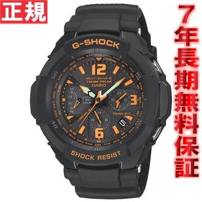 GW-3000B-1AJF G-SHOCK 電波 ソーラー腕時計 カシ...