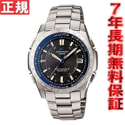 【今だけ!店内ポイント最大49倍!16日1時59分まで】カシオ オシアナス 腕時計 TOUGH MVT OCW-T100TD-1AJF CASIO OCEANUS
