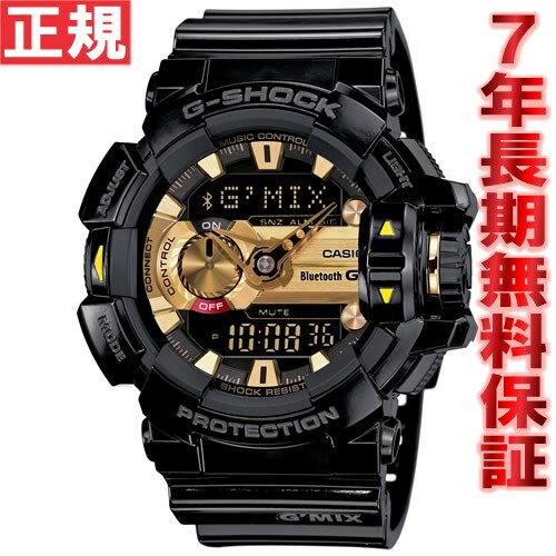 GBA-400-1A9JF カシオ Gショック CASIO G-SHOCK Bluetooth SMART対応スマートフォン連携モデル G'...