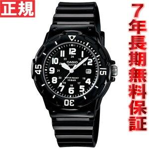 カシオCASIOスタンダード限定モデル腕時計レディースブラックアナログLRW-200H-1BJF