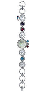 ツモリチサトtsumorichisato腕時計レディース宝石ねこSILCAH03