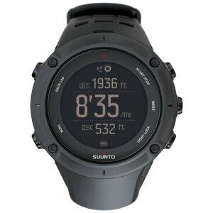 スントアンビット3ピークブラック(HR)SUUNTOAMBIT3PEAKBLACK(HR)腕時計Bluetooth搭載GPSウォッチSS020674000