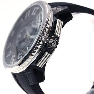テンデンスTendence腕時計メンズ/レディースガリバーラウンドGULLIVERRoundクロノグラフTG046013