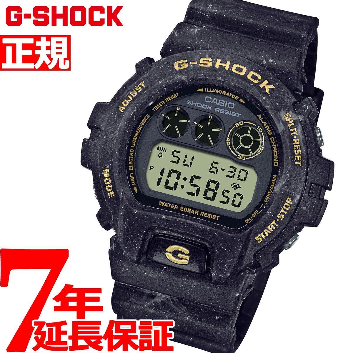 腕時計, メンズ腕時計 2000OFF58.5G-SHOCK CASIO DW-6900WS-1JF2021