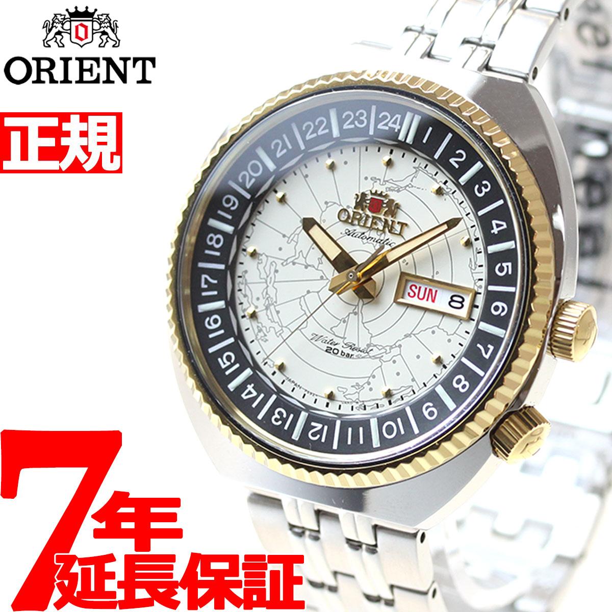 腕時計, メンズ腕時計 35.5 ORIENT REVIVAL RN-AA0E01S2021