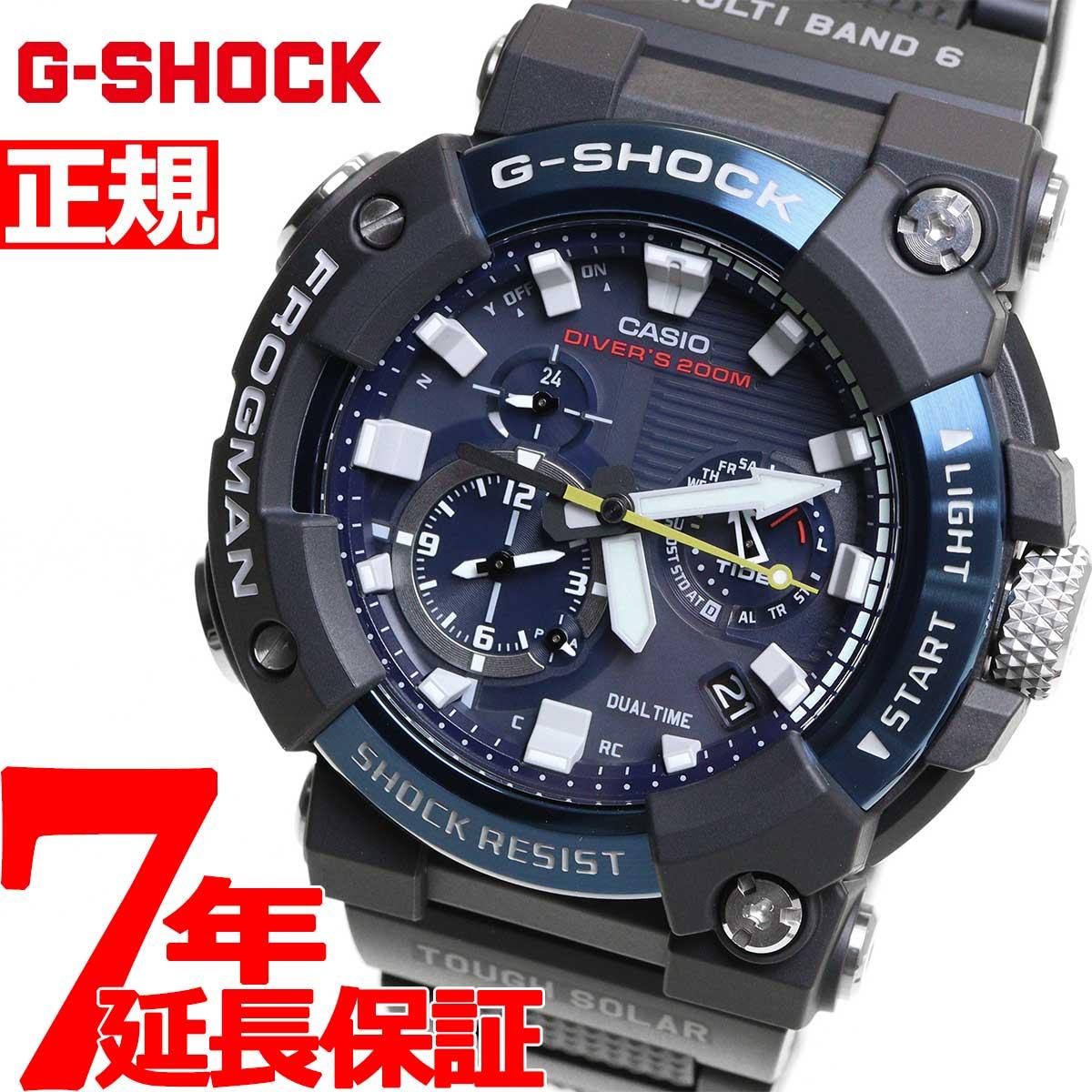 CASIO G-SHOCK frogman 5000OFF37.5GWF-A1000C-1AJF...