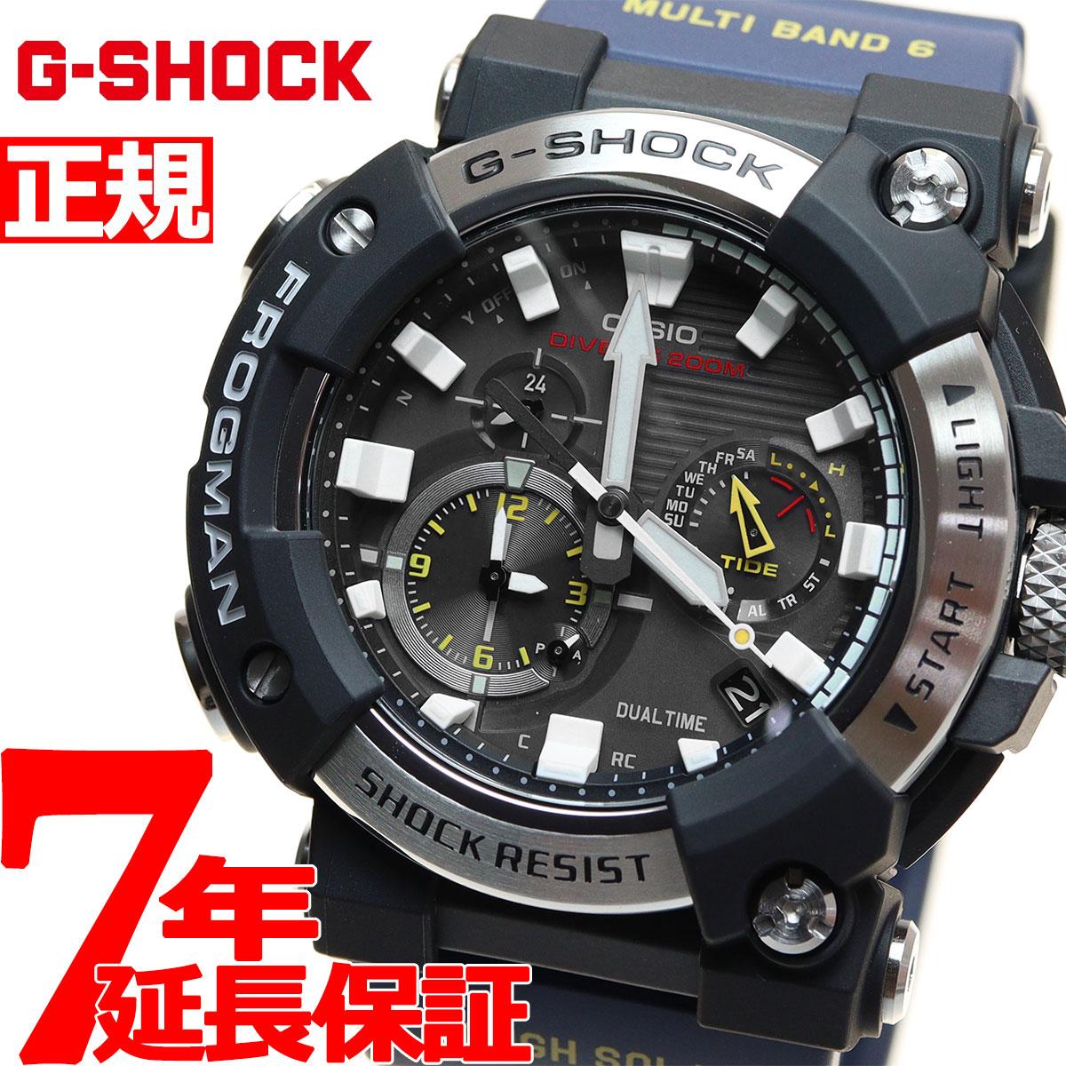 腕時計, メンズ腕時計 34G-SHOCK G CASIO FROGMAN MASTER OF G GWF-A1000-1A2JF2020