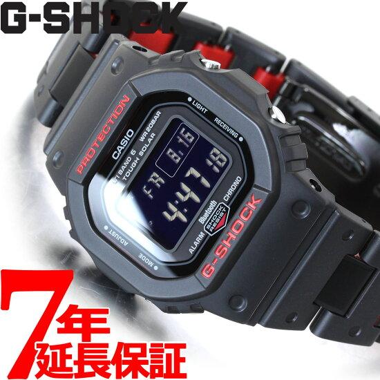 腕時計, メンズ腕時計 5000OFF34.5G-SHOCK 5600 G CASIO GW-B5600HR-1JF