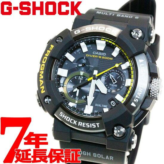 腕時計, メンズ腕時計 G-SHOCK G CASIO FROGMAN MASTER OF G GWF-A1000-1AJF