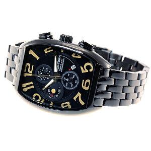 エンジェルクローバーAngelClover腕時計メンズダブルプレイDOUBLEPLAYクロノグラフDP38BBG